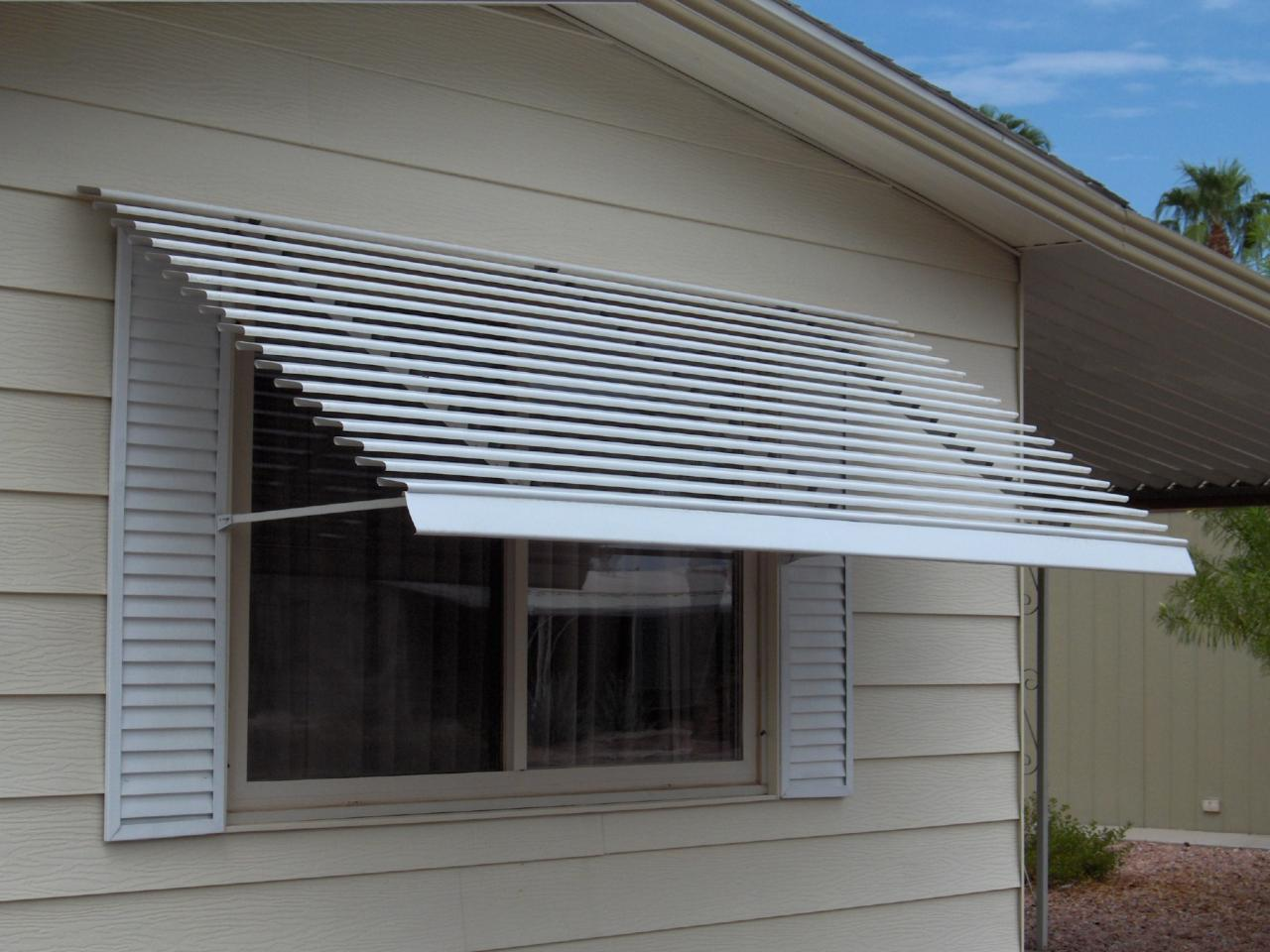 Mobile Home Awning Windows