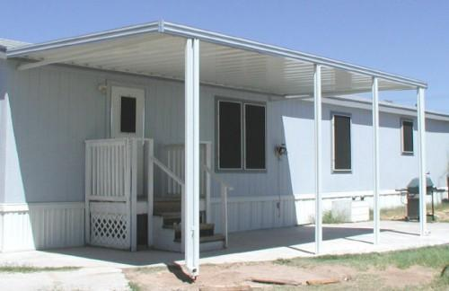 Mobile Home Awnings Aluminum