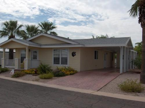 Mobile Home Awnings Tucson