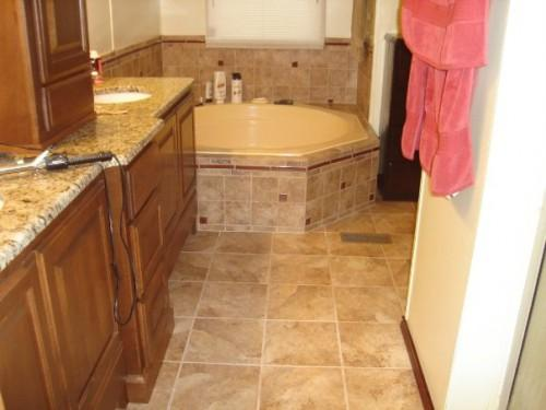 Mobile Home Bathroom Remodel