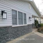 Mobile Home Brick Skirting