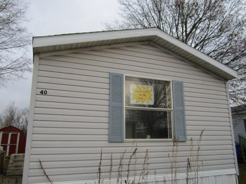 Mobile Home Butler Indiana One