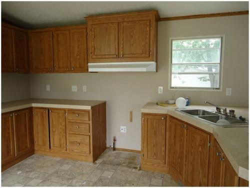 Mobile Home Cabinets Paint