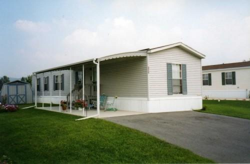 Mobile Home Carports
