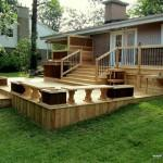 Mobile Home Deck Designs Recent Photos Commons Getty Collection