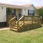 Mobile Home Deck Ideas Find Work Have Done