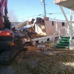 Mobile Home Demolition