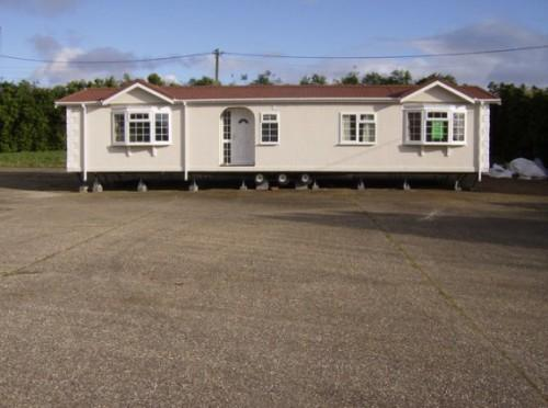 Mobile Home Demonstration Geograph