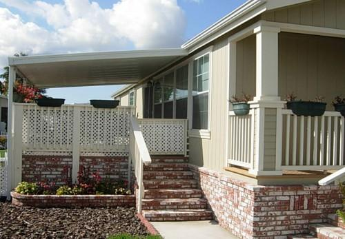 Mobile Home Enclosed Porch Kits