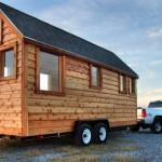 Mobile Home Fit Standard Trailer Has Kitchen