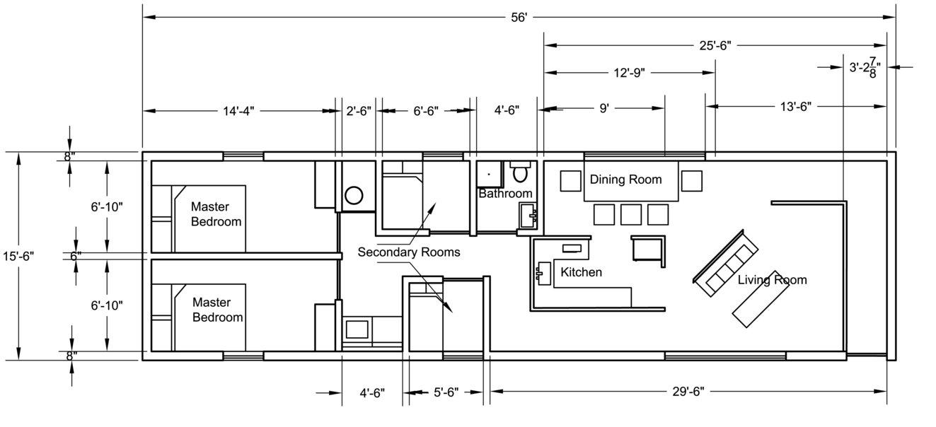 Mobile Home Floor Plans Can Customize Most