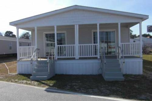 Mobile Home Floor Plans Porches