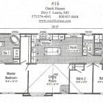 Mobile Home Floor Plans