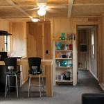 Mobile Home Has Been Remodeled Rustic Touch