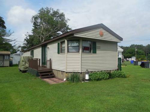 Mobile Home Indian River Bay White House Beach New Jersey