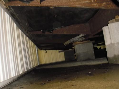 Mobile Home Inspection