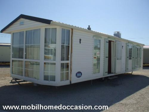 Mobile Home Irm Emeraude Bow Window Sold Sale