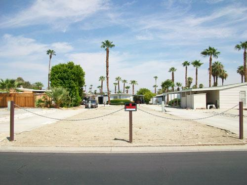 Mobile Home Lots Land Sale Palm Springs Desert Area