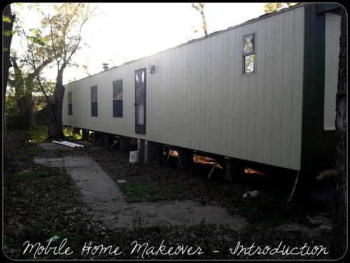 Mobile Home Makeover Introduction