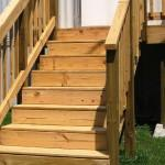 Mobile Home Outdoor Stairs