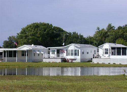 Mobile Home Park Models Florida