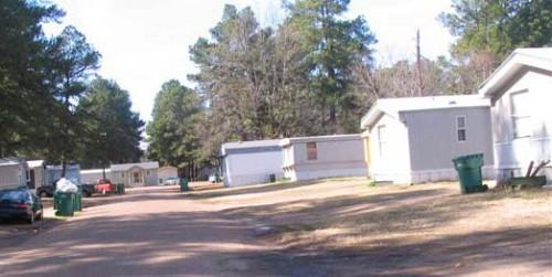 Mobile Home Park Sale