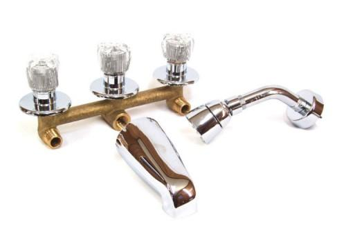 Mobile Home Plumbing Faucets