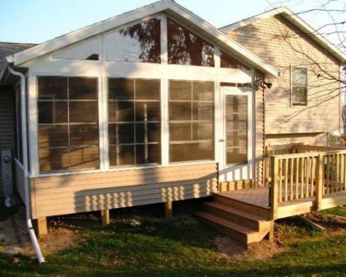 Mobile Home Porch Designs