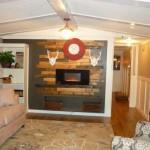 Mobile Home Redo Living Room Designs Decorating Ideas Hgtv Rate