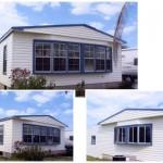 Mobile Home Remodeled Vinyl Siding