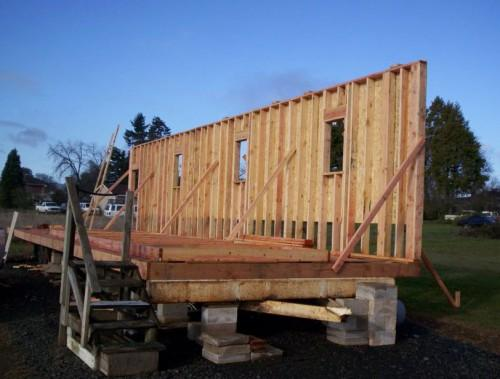 Mobile Home Renovation Ideas Recycling Chassis
