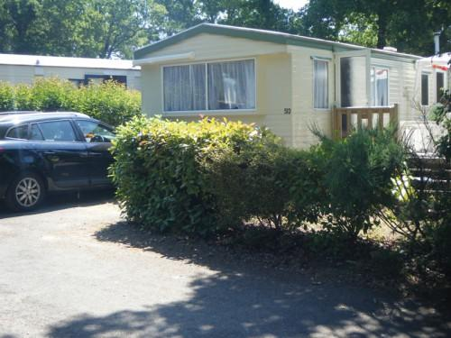 Mobile Home Rent Brittany Domaine Kerlann