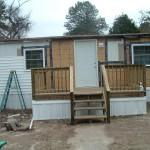 Mobile Home Repair Project