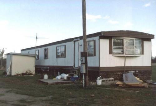 Mobile Home Replacement Program