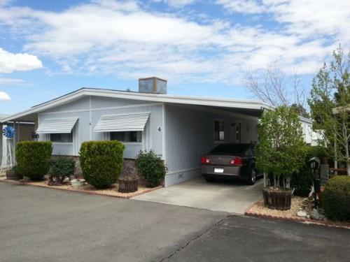 Mobile Home Represents Affordable Ownership