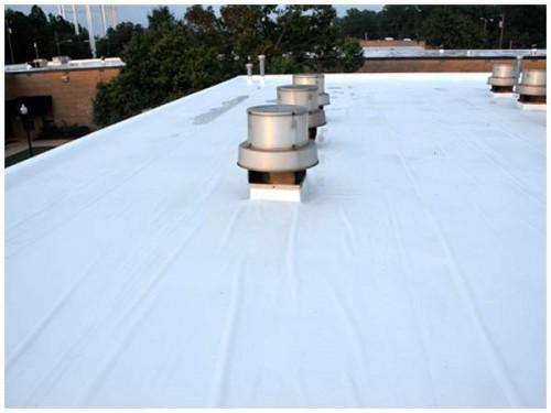 Mobile Home Roof Coating Metal