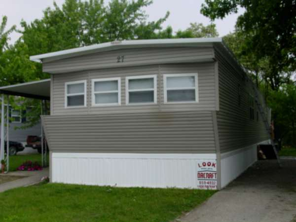 Mobile Home Roofing
