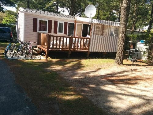 Mobile Home Saint Jean Monts Vacation Holiday Rental