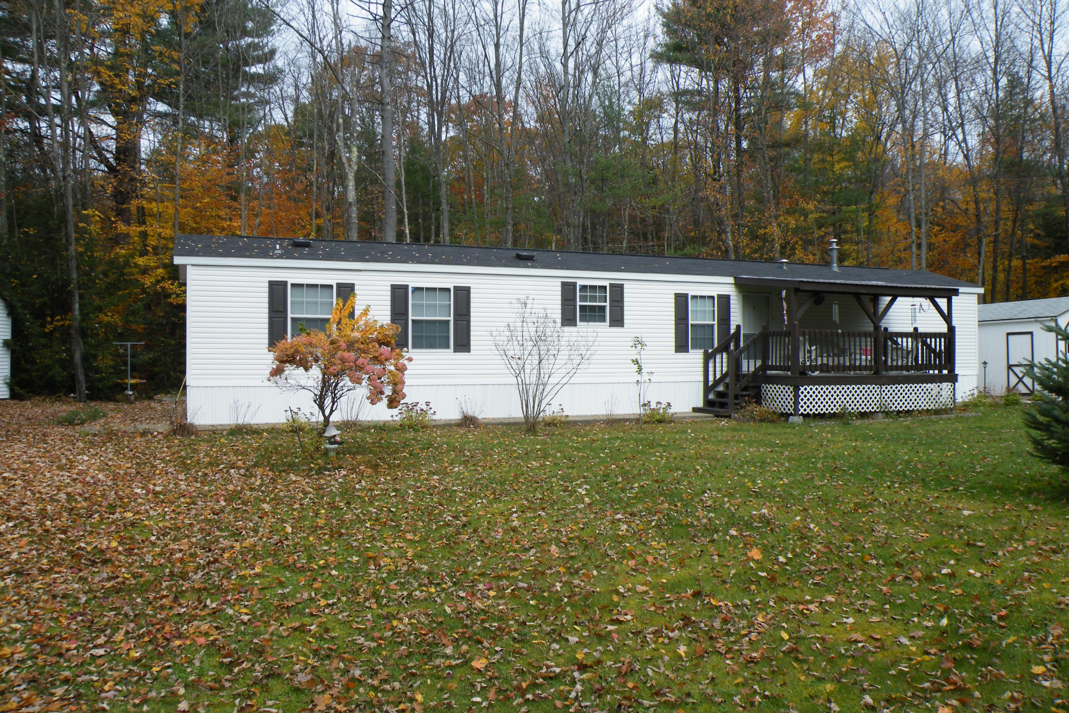 Mobile Home Sale Located Tennantville Northampton