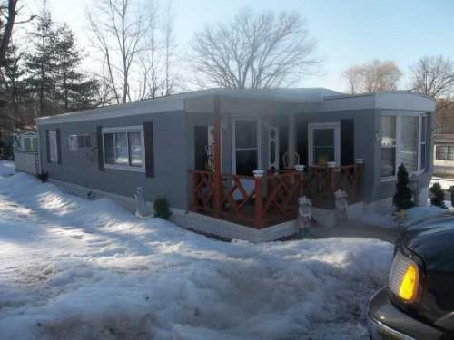 Mobile Home Sale Low Month