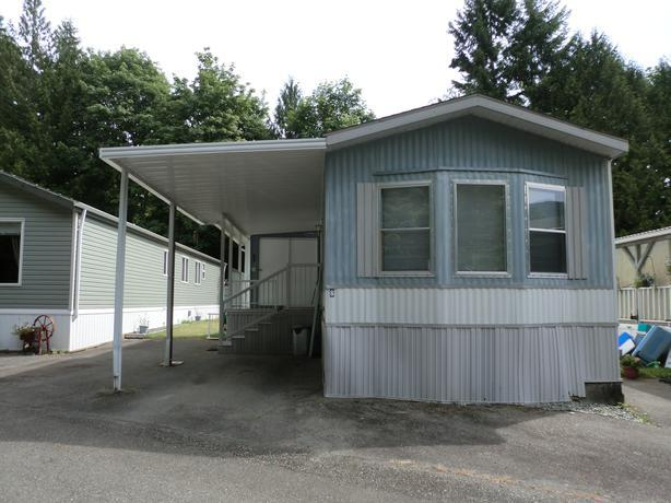 Mobile Home Sale Owner Lake Cowichan