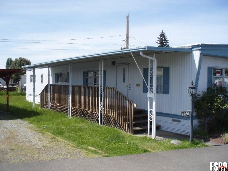Mobile Home Sale Puyallup