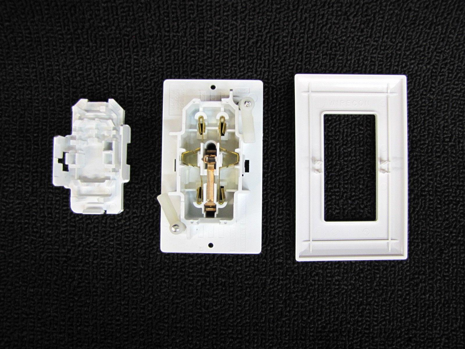 Mobile Home Self Contained Outlet