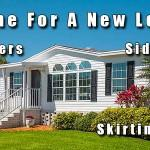 Mobile Home Shutters Siding Steps Skirting Kits