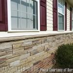 Mobile Home Skirting Stone Look