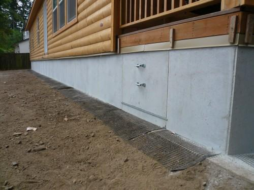 Mobile Home Skirting Value Discounts