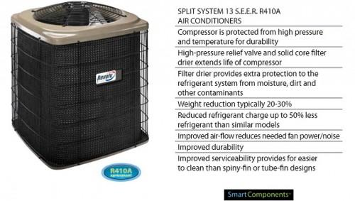 Mobile Home Supplies Coleman Ton Seer Air Conditioning