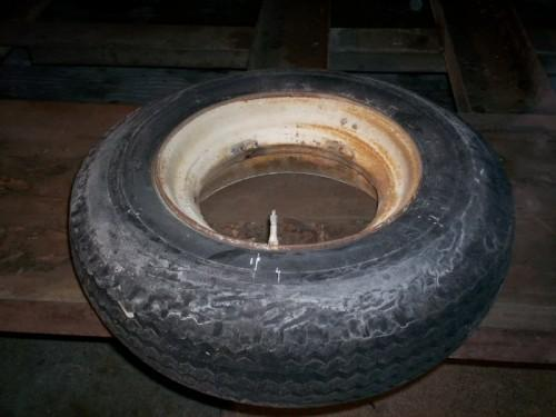 Mobile Home Tires Rims Sold