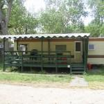 Mobile Home Vias Plage Camping Acc