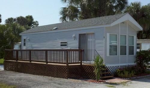 Mobile Home Week Includes All Utilities Cable